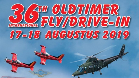 Oldtimer Fly/Drive-In 2019