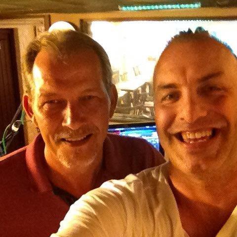 Rudy Gybels en Patrick Sempels