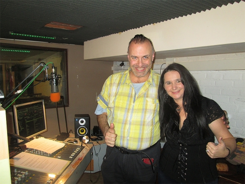 Rudy Gybels & Cecile Blauw (Blauwblomme)