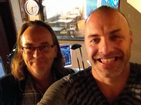Rudy Gybels en Filip Zwerts