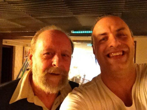 Rudy Gybels en Nand Smeyers