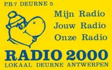 Radio 2000 Deurne