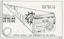 Radio 2000 Brugge