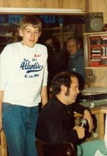 Bobby Prins, te gast bij Radio Atlantis Lovenjoel