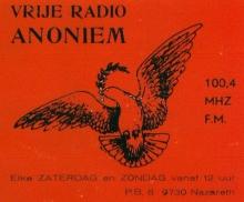Radio Anoniem Nazareth FM 100.4
