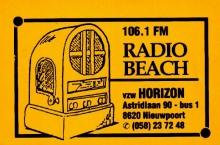 Radio Beach Nieuwpoort