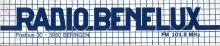 Radio Benelux FM 101.8