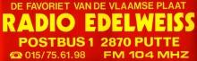 Radio Edelweiss Putte