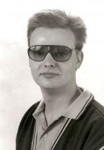 Koen Coninx verzorgde in 1989 op woensdag tussen 21 en 22 uur het programma 'Bij de baas'.