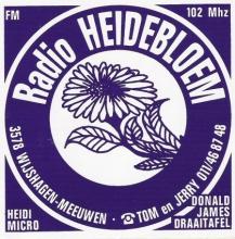 Radio Heidebloem FM 102