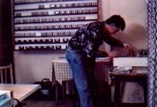 Jo Van Dam verzorgde in 1988 en 1989 het ochtendprogramma 'de wake-up club', op weekdagen tussen 7 en 9 uur.