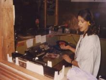 Ilona, maart 1982