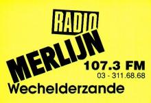 Radio Merlijn Wechelderzande FM 107.3