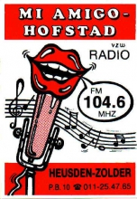 Radio Mi Amigo-Hofstad FM 104.6