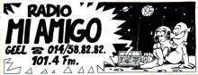 Radio Mi Amigo Geel