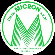 Radio Micron Grimbergen