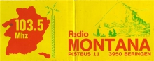 Radio Montana Beverlo FM 103.5
