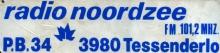 Radio Noordzee Tessenderlo FM 101.2