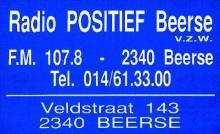 Radio Positief Beerse FM 107.8