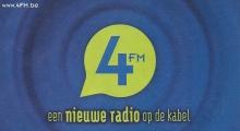 Radio 4 FM nieuw op de kabel