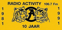 Radio Activity Borsbeek 10 jaar 1991