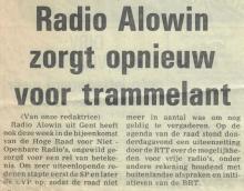 Bron: onbekend, 23 april 1985