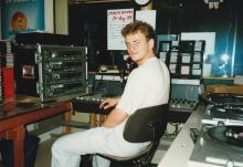 Patrick Mievis, 1989