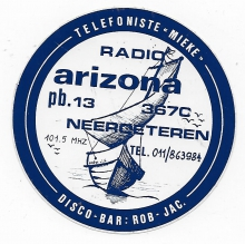 Radio Arizona Neeroeteren
