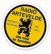 Radio Artevelde Ertvelde FM 102.4