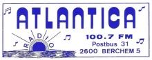 Radio Atlantica Antwerpen FM 100.7