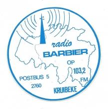Radio Barbier Kruibeke FM 103.2