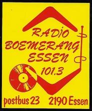 Radio Boemerang Essen FM 101.3