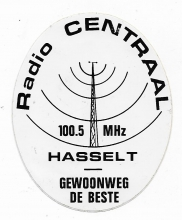 Radio Centraal Hasselt FM 100.5