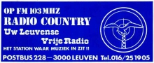 Radio Country Leuven
