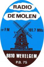 Radio De Molen Wevelgem FM 101.7
