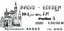 Radio Edegem