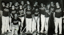 Radio Fiasco Wielsbeke team 1983