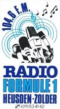 Radio Formule 1 Heusden-Zolder