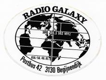 Radio Galaxy Begijnendijk