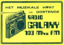 Radio Galaxy Oostende FM 103