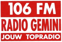 Radio Gemini Kortrijk FM 106