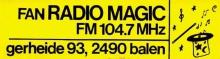 Radio Magic Balen FM 104.7