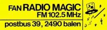 Radio Magic Balen FM 102.5