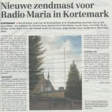 Bron: Krant van West-Vlaanderen, vrijdag 14 november 2014