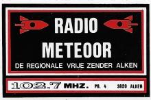 Radio Meteoor Alken