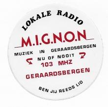 Radio Mignon Geraardsbergen
