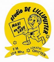 Radio Studio De Lilliputter Opitter FM 104