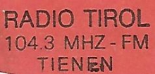 Radio Tirol Tienen