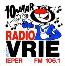 10 jaar Radio Vrie Ieper