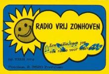 Radio Vrij Zonhoven FM 103.9